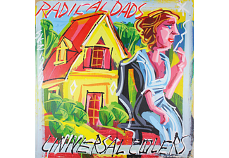 Radical Dads - Universal Coolers - (LP + Download)