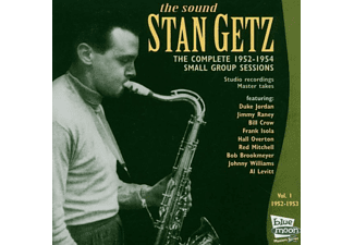 Stan Quartet Getz - Complete 1952-53 Small Group Sessions - (CD)