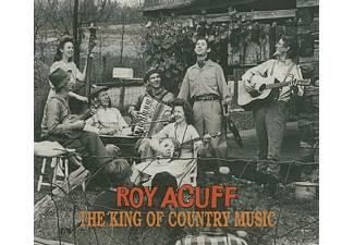 Roy Acuff - The King Of Country Music 2cd - (CD)