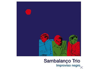 Sambalanco Trio - Improviso Negro - (CD)