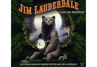 Jim Lauderdale, Hunter Robert - CAROLINA MOONRISE: BLUEGRASS BY HUNTER/LAUDERDALE - (CD)