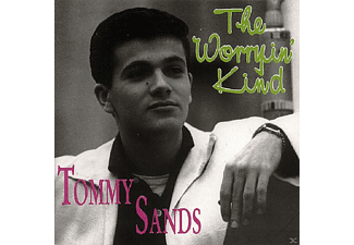 Tommy Sands - The Worryin  Kind - (CD)