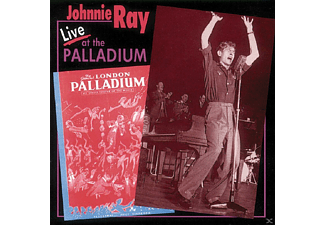 Johnnie Ray - Live At The London Palladium - (CD)