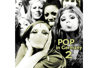 VARIOUS - Pop In Germany Vol.2 - (CD)