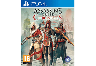 UBISOFT Assassins Creed Chronicles PlayStation 4 Oyun