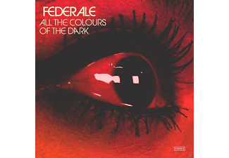 Federale - All The Colours Of The Dark (180g LP+MP3) - (LP + Download)