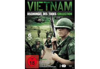 Vietnam Collection - Dschungel des Todes - (DVD)