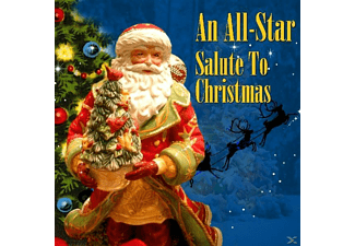 VARIOUS - An All Star Salute To Chrismas - (CD)