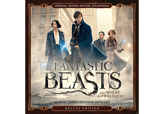James Newton Howard - Fantastic Beasts and Where to Find Them/OST [CD]