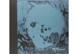Radiohead - Radiohead-A Moon Shaped Pool-Deluxe Edition-Box - (LP + Bonus-CD)