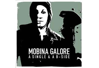 Mobina Galore - A Single & A B-Side (+Download) - (Vinyl)