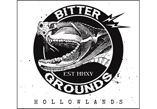 Bitter Grounds - Hollowlands - (CD)