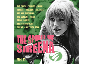 VARIOUS - Spirit Of Sireena Vol.11 - (CD)