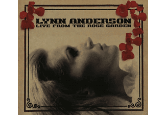 Lynn Anderson - Live From The Rose Garden - (CD)