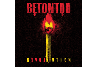 Betontod - Revolution (Jewelcase) [CD]