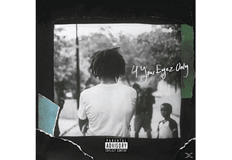 J. Cole - 4 Your Eyez Only - (CD)