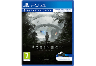 Robinson - The Journey (VR) | PlayStation 4
