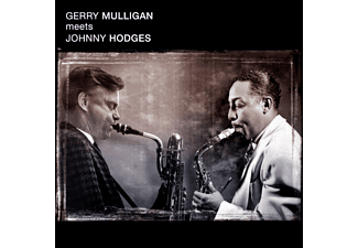 Gerry Mulligan - Meets Johnny Hodges (CD)