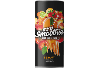 MYSMOOTHIE MS 210 Smoothie-Mix BE HAPPY, Trockenbites