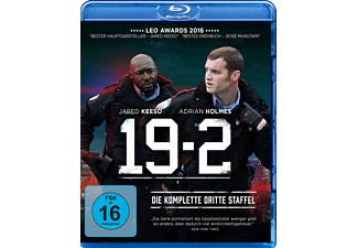 19-2 - Staffel 3 - (Blu-ray)