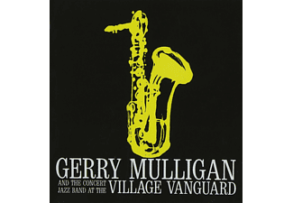 Gerry Mulligan, Concert Jazz Band - At the Village Vanguard (CD)