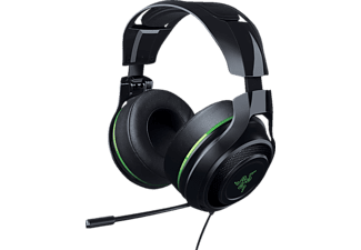 RAZER, RZ04-01920300-R3M1, ManO'War 7.1 Limited Razer Green Edition, Gaming-Headset, Schwarz/Grün