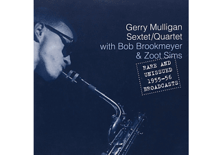 Gerry Mulligan Sextet - Rare & Unissued 1955-56 Broadcasts (CD)