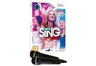 Let's Sing 2017 + 2 microfoons | Wii