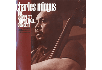Charles Mingus - The Complete Town Hall Concert (CD)