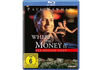 Where the Money Is - Ein heißer Coup - (Blu-ray)