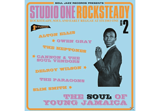 VARIOUS - Studio One Rocksteady 2 - (LP + Download)
