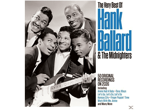 BALLARD,HANK & MIDNI,THE - Very Best Of - (CD)