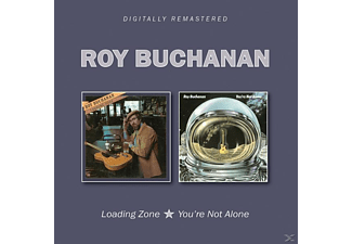 Roy Buchanan - Loading Zone/You're Not Alone - (CD)