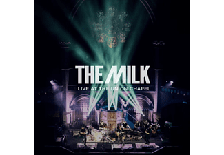 Milk - Live At The Union Chapel - (CD)