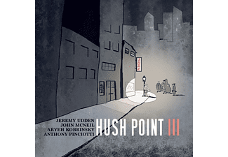 hush Point (McNeil,Udden,Kobrinsky,Pinciotti) - Hush Point III - (CD)
