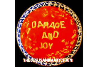 The Jesus and Mary Chain - Damage And Joy - (MC (analog))