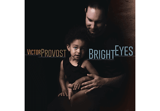 Victor Provost - Bright Eyes - (CD)
