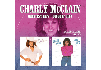 Charly Mcclain - Greatest Hits/Biggest Hits (2 Albums On 1 CD) - (CD)