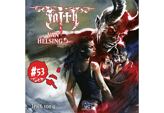 Faith-the Van Helsing Chronicl - Faith-The Van Helsing Chronicles Folge 53: Kampf der Giganten - (CD)