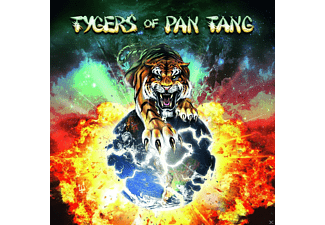 Tygers Of Pan Tang - Tygers Of Pan Tang [CD]