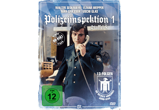 Polizeiinspektion 1 - Staffel 8 - (DVD)