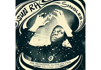 Sun Ra, Various - Singles:Definitive 45s Collection 1952-1991 - (LP + Download)