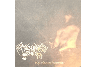 Macabre Omen - The Ancient Returns (Digipak) - (Vinyl)