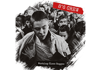 8°6 Crew - Working Class Reggae - (CD)