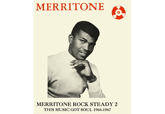 VARIOUS - Merritone Rock Steady 2: This Music Got Soul (2LP) - (Vinyl)