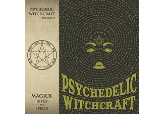 Psychedelic Witchcraft - Magick Rites And Spells (Black Vinyl) - (Vinyl)