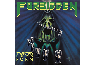 Forbidden - Twisted Into Form (LTD Picture Disc) - (Vinyl)