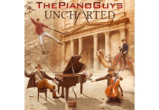 Piano Guys - Uncharted - (Vinyl)