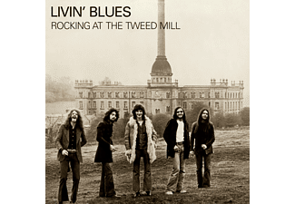 Livin' Blues - Rocking At The Tweed Mill - (Vinyl)