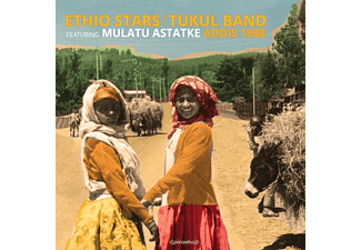 ETHIO STARS / TUKUL BAND FEAT. MULATU ASTATKE - Addis 1988 - (LP + Download)